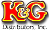 K & G Distributors, Inc. Logo